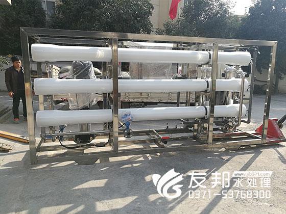 郑州10吨工业纯水设备