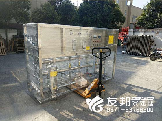 河南郑州2吨纯净水设备