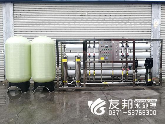 郑州6吨纯净水设备