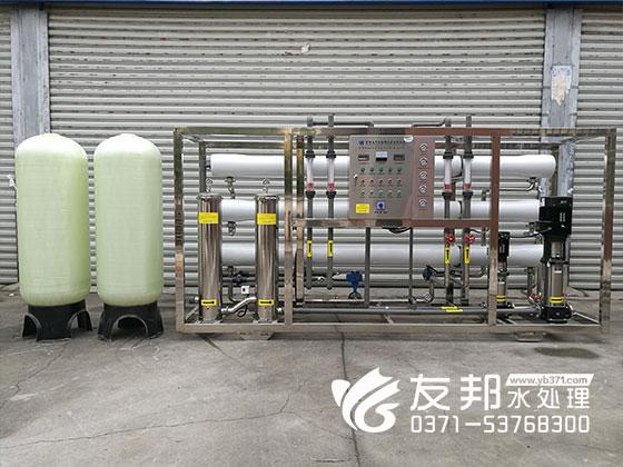 郑州4吨纯净水设备