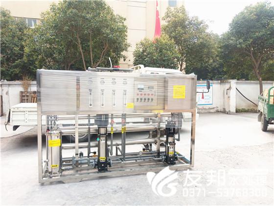 北京2吨纯净水设备
