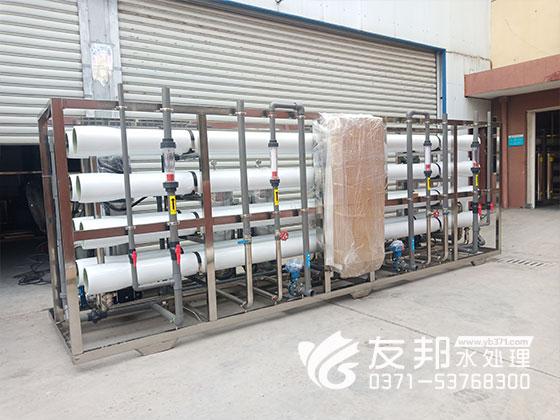 郑州20吨纯净水设备