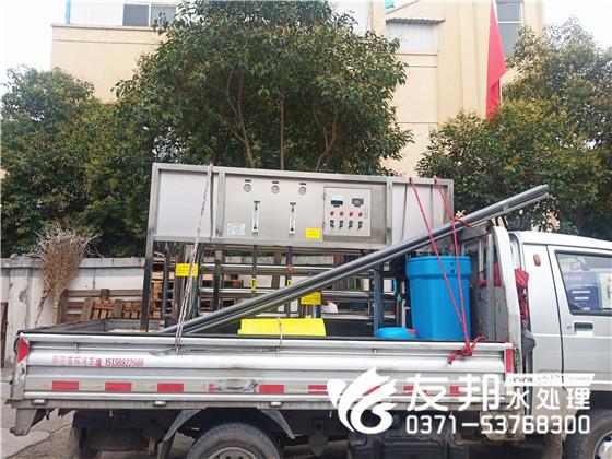 郑州3吨纯净水设备