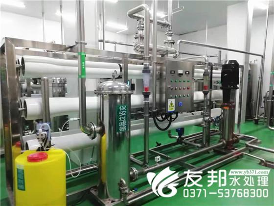 郑州饮料行业用水设备